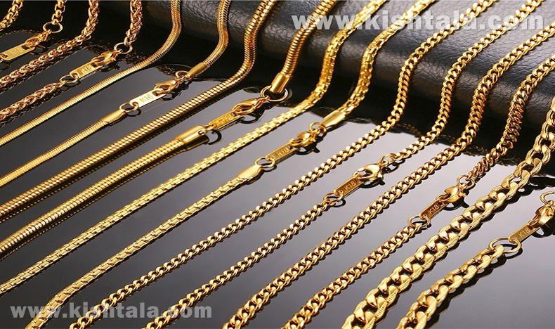 راهنمای خرید زنجیر طلا مردانه یا زنانه
