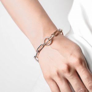 دستبند تیفانی مدل BR-RK20-3-2
